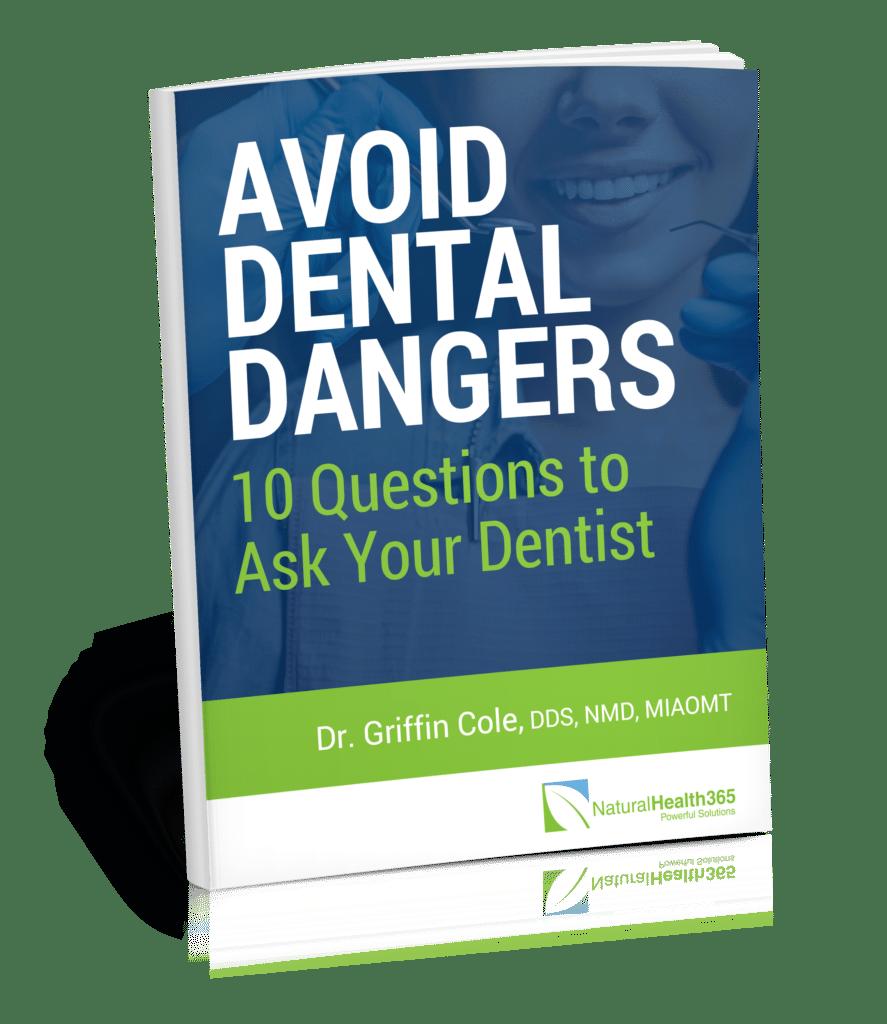 """Image """"Avoid Dental Dangers"""" eBook"""