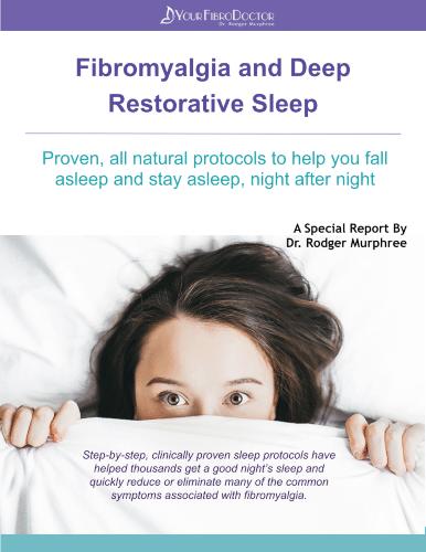 "Image ""Fibromyalgia and Deep Restorative Sleep"" eReport"