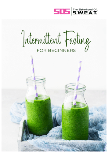 """eBook Image """"Intermittent Fasting for Beginners"""""""