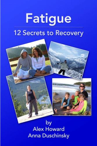 "Image ""Fatigue: 12 Secrets to Recovery"" eBook"