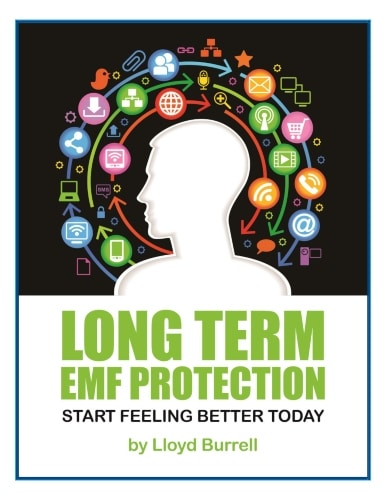 """Image """"Long Term EMF Protection: Start Feeling Better Today"""" eBook"""