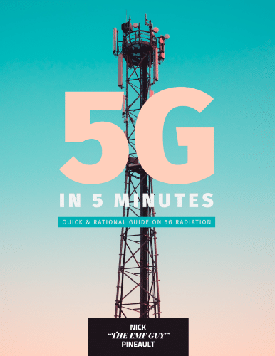 """Image """"5G in 5 Minutes Quick and Rational Guide on 5G Radiation"""""""