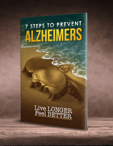 """7 Steps to Prevent Alzheimer's"" eBook"