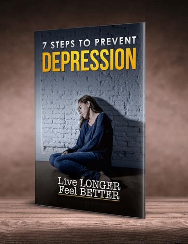 """7 Steps to Prevent Depression"" eBook"