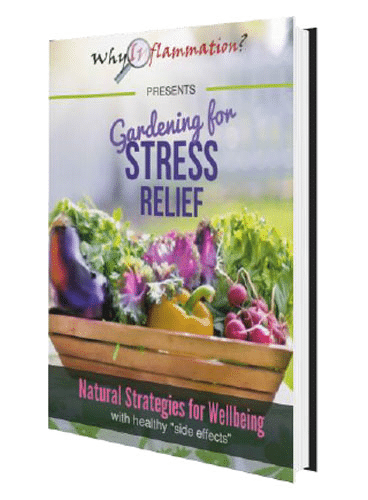 """""""Gardening for Stress Relief"""" eGuide"""