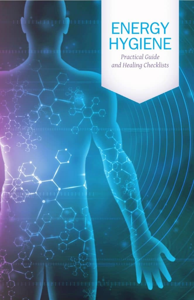 """""""Energy Hygiene: Practical Guide and Healing Checklists"""" Guidebook"""