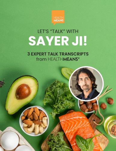 """""""Lets Talk With Sayer Ji"""" Transcripts"""