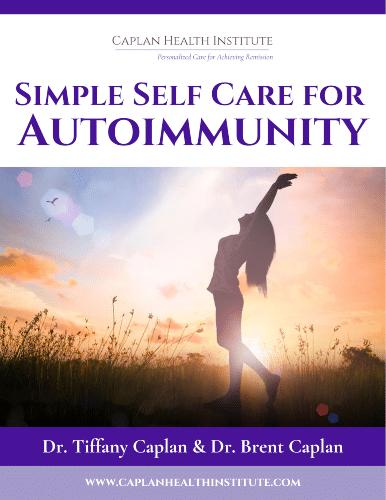 """Simple Self Care for Autoimmunity"" eGuide"