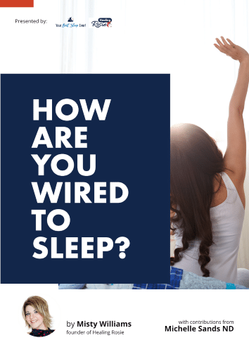 """""""How Are You Wired to Sleep?"""" eGuide"""