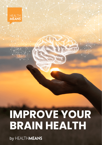 """Improve Your Brain Health"" eBook"