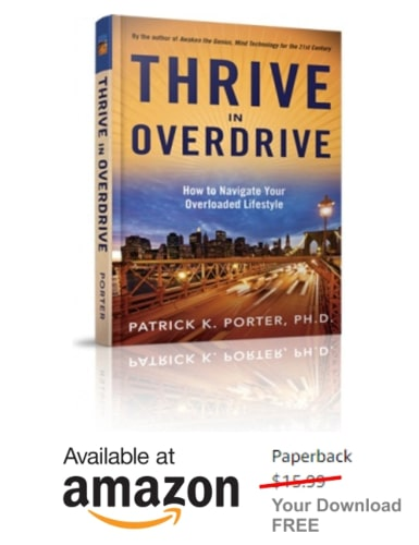 """""""Thrive in Overdrive"""" eBook"""