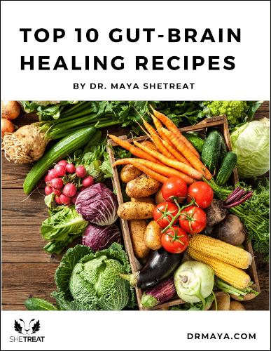 Top 10 Gut-Brain Healing Recipes