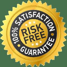 """100% Satisfaction Guarantee"" Image"