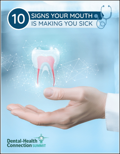 """Image: """"10 Signs Your Mouth Could Be Making You Sick"""" eGuide"""