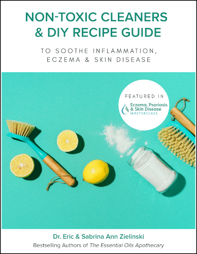 """Image """"Non-Toxic Cleaners & DIY Recipe Guide"""" eBook"""