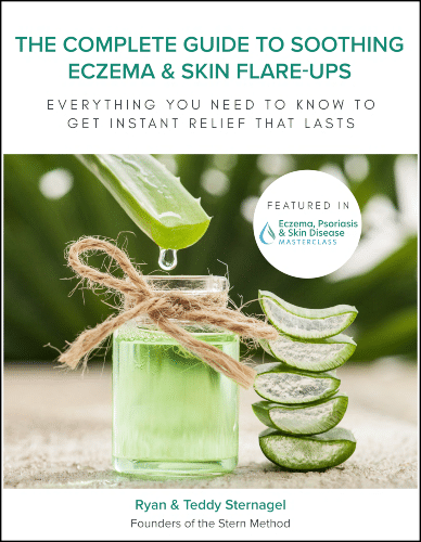 """Image """"The Complete Guide to Soothing Eczema & Skin Flare-Ups"""" eBook"""