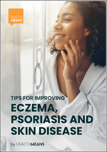 """Image """"Tips for Improving Eczema, Psoriasis and Skin Disease"""" eBook"""